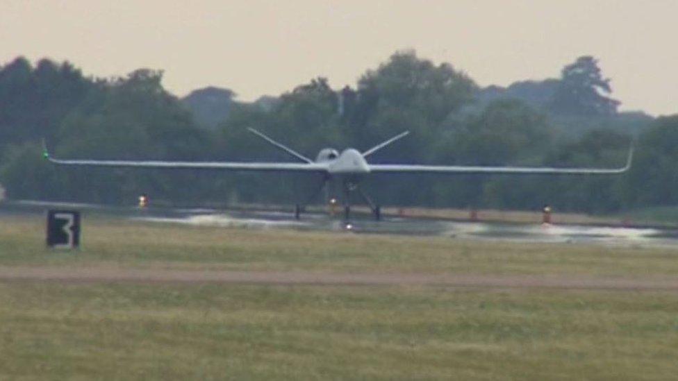 First ever trans-Atlantic drone flight lands in UK
