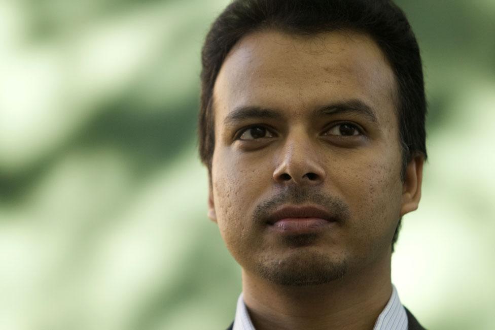 Ed Husain in 2007