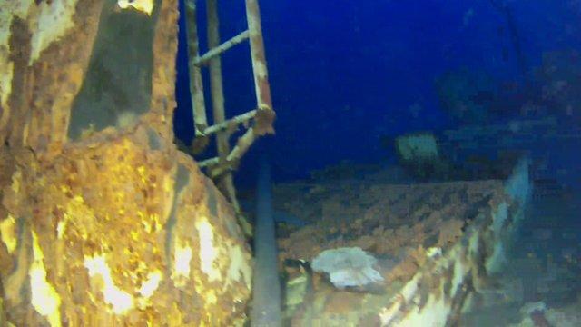 SS Tahoe shipwreck