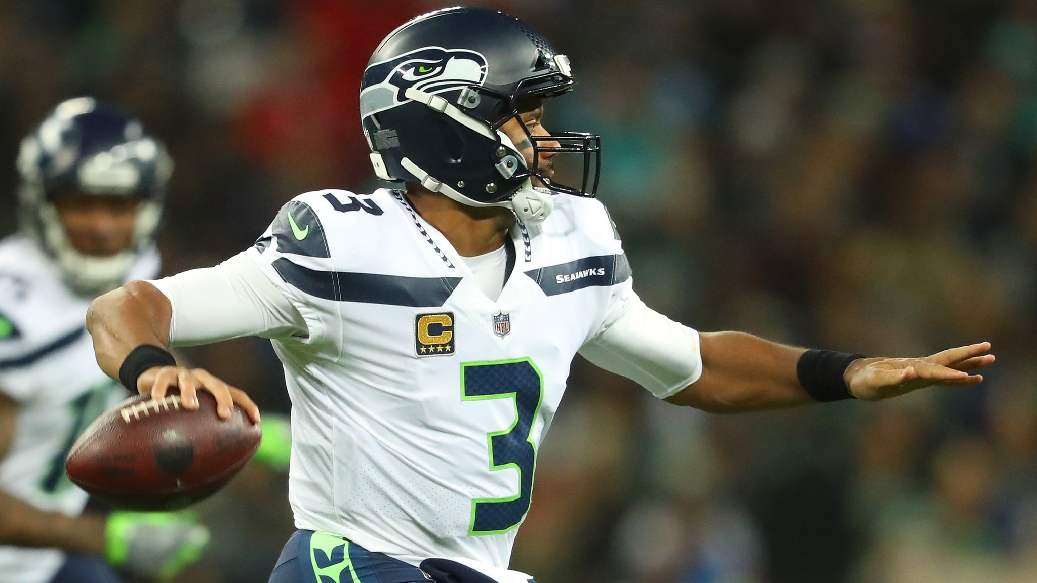 Seattle Seahawks beat Oakland Raiders 27-3 at Wembley