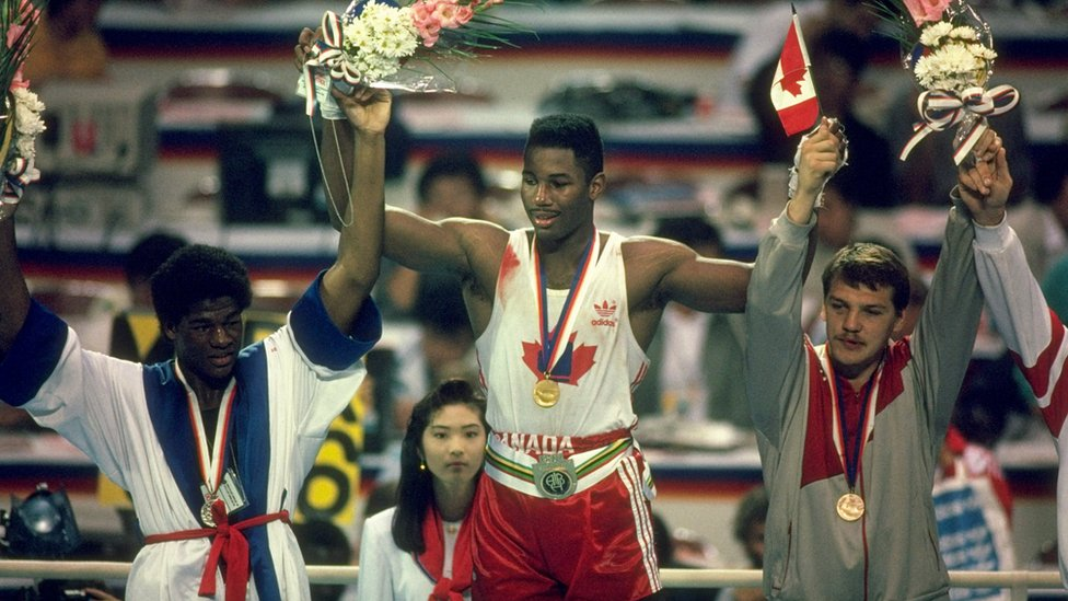 Olympic boxing: Ali, Lewis, Adams - six of the best Olympic boxers