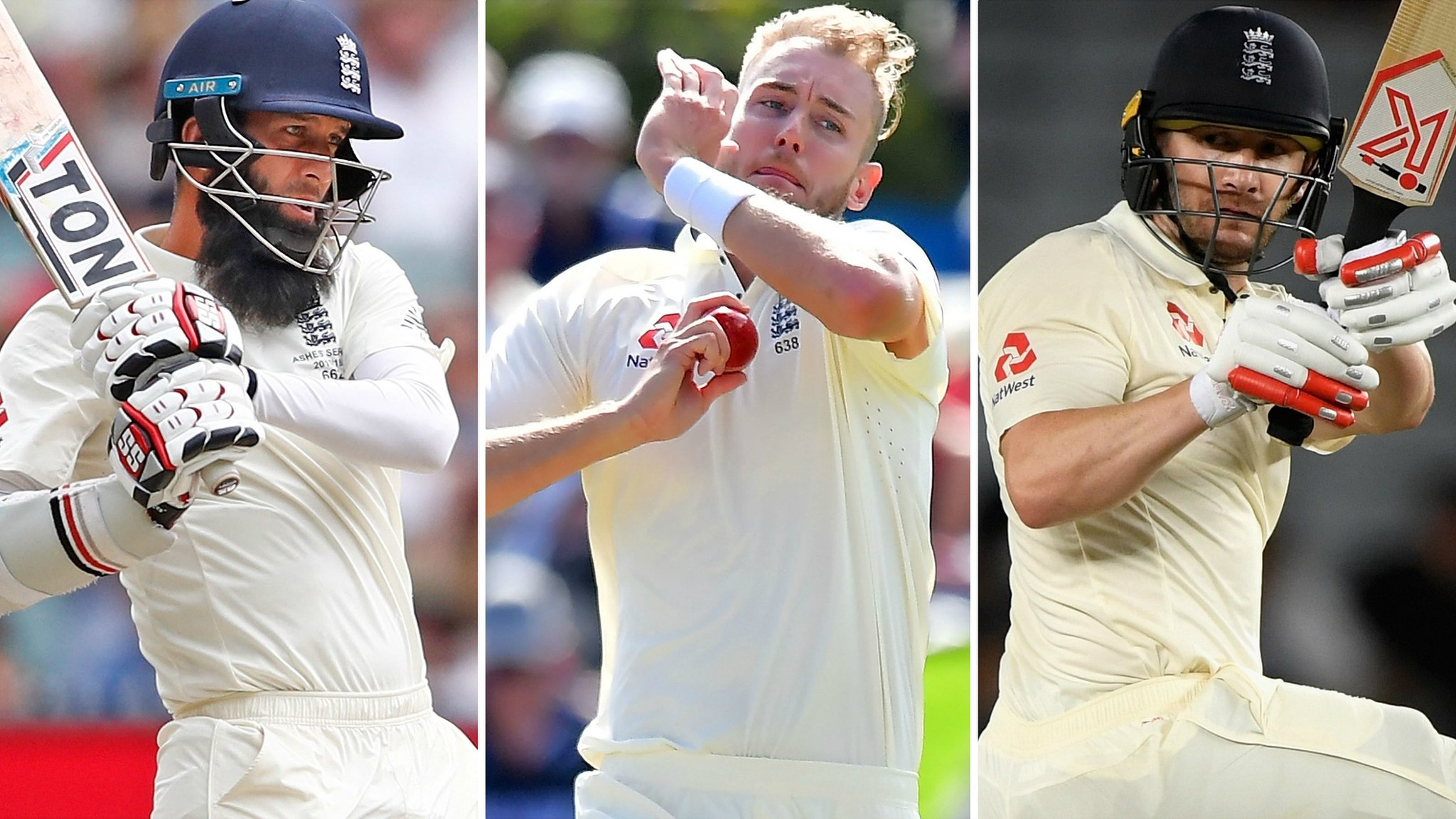 England v Pakistan: Who did BBC Sport users pick in the team for the first Test?