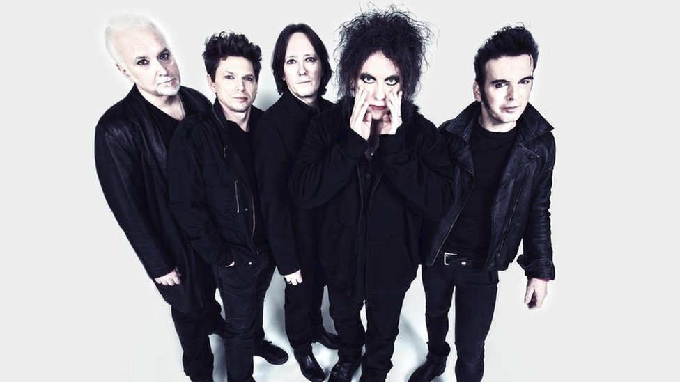 The Cure to play first Scottish gig since 1992 at Summer Sessions