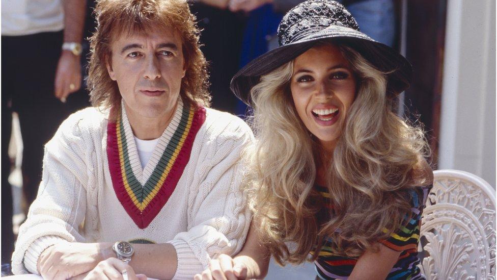BBC News - Bill Wyman: Sheffield Doc/Fest cancels ex-Rolling Stone's appearance