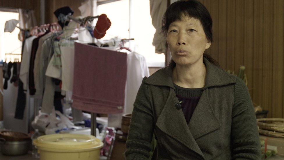 Žang, kineska krojačica