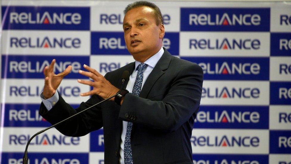 Director de Reliance