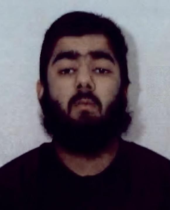 28-year-old Usman Khan