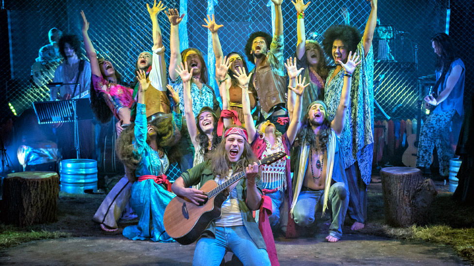 Hair at Hope Mill Theatre