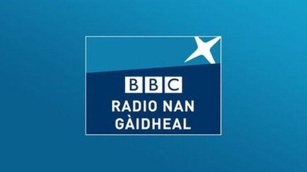Suaicheantas Radio nan Gàidheal