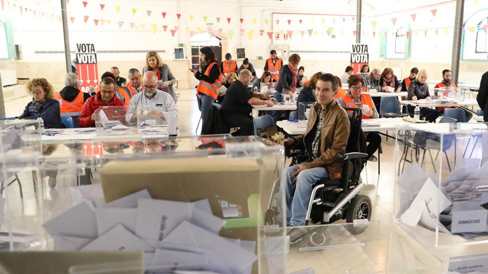 Izbori u Španiji