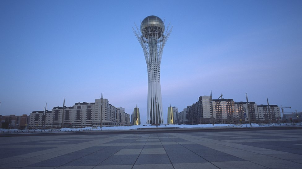 Glavni grad Kazahstana
