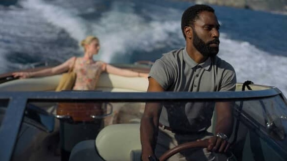 Tenet: Trailer for Christopher Nolan film arrives minus release date - BBC  News