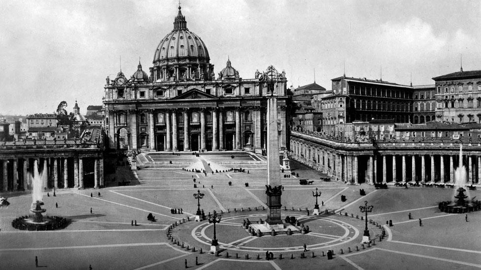 El Vaticano en 1946