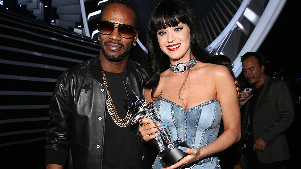 Juicy J yd Katy Perry