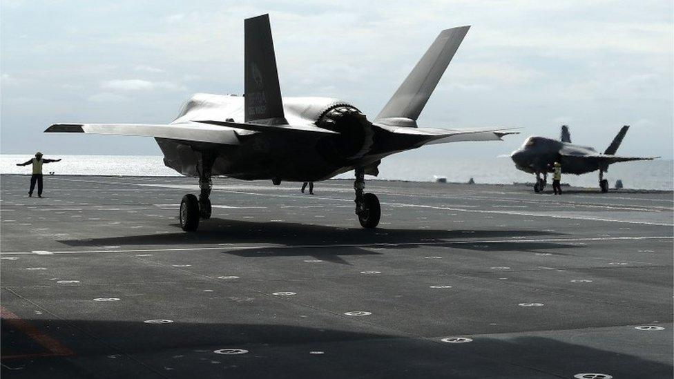 RAF Lakenheath: MoD announces £160m investment at base