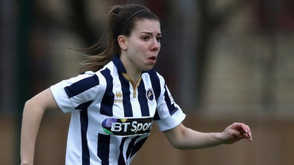 Yeovil Town Ladies: Ex-Millwall midfielder Ellie Mason joins the WSL club