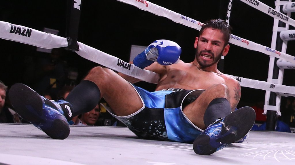 Jorge Linares: Three-weight world champion defeated by Pablo Cesar Cano