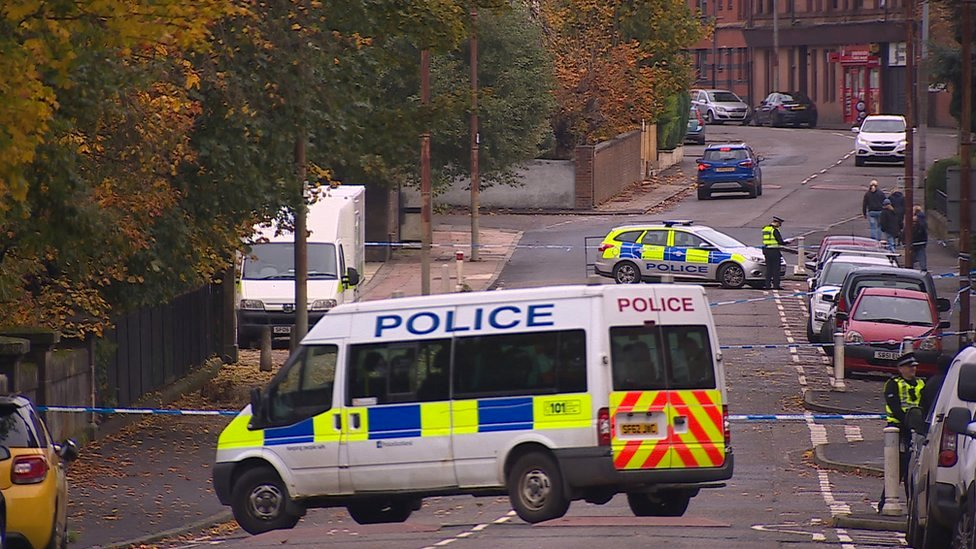 Second man charged over Shettleston shooting