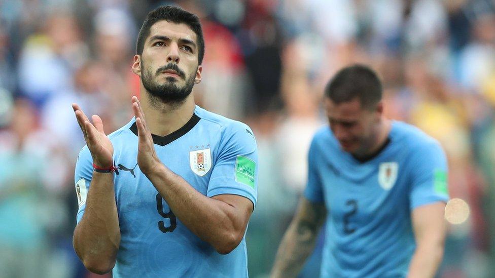 Junto a Brasil, Uruguay fue el equipo que más lejos llegó en Rusia 2018. Ambos llegaron hasta cuartos de final.