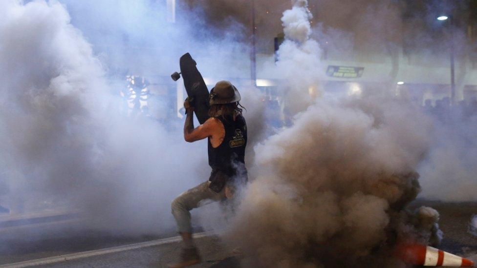 Protests in Phoenix, Arizona