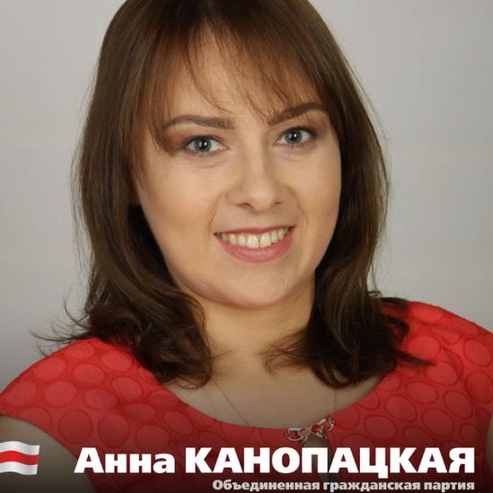 Anna Kanopatskaya