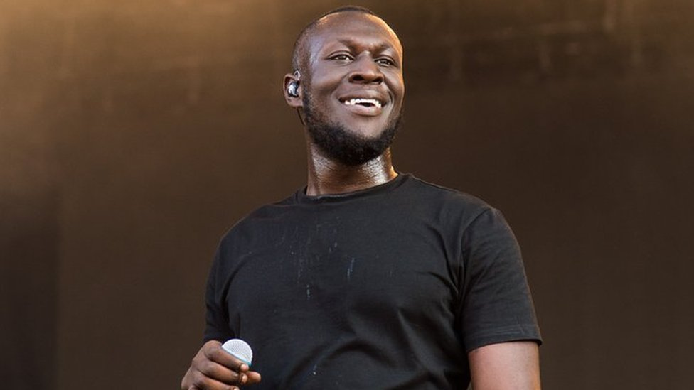 Stormzy on writing prize: It's my duty to pay fans back