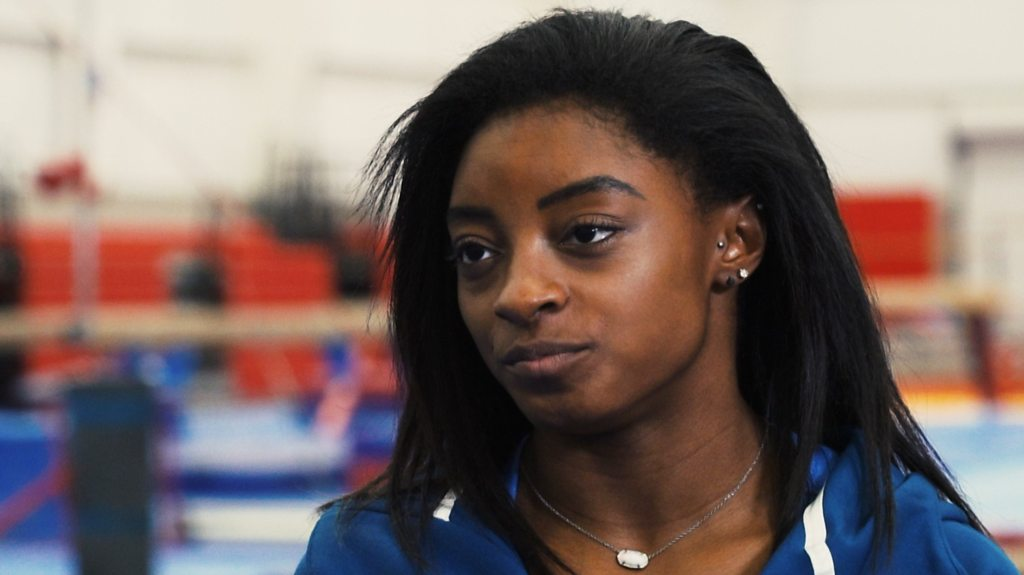 Simone Biles hopes sharing her abuse story will encourage others to speak out