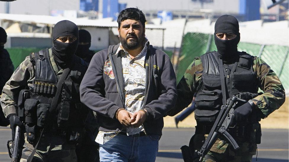Alfredo Beltrán Leyva