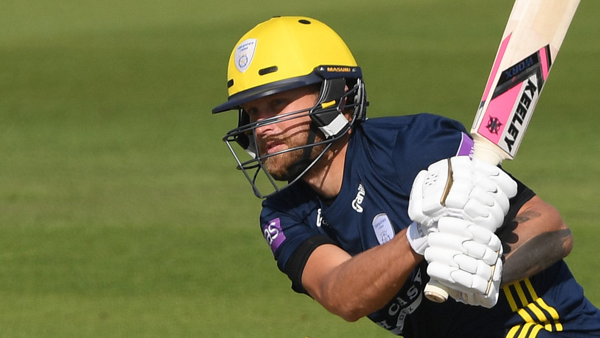 One-Day Cup: Gareth Berg stars as Hampshire beat Sussex