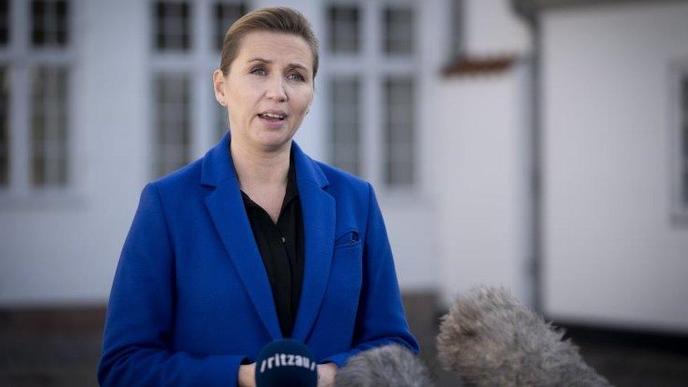 Primera ministra danesa