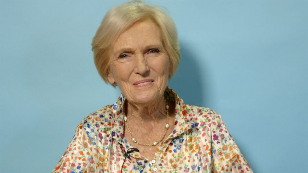 Mary Berry: Quick-fire questions with cookery supremo