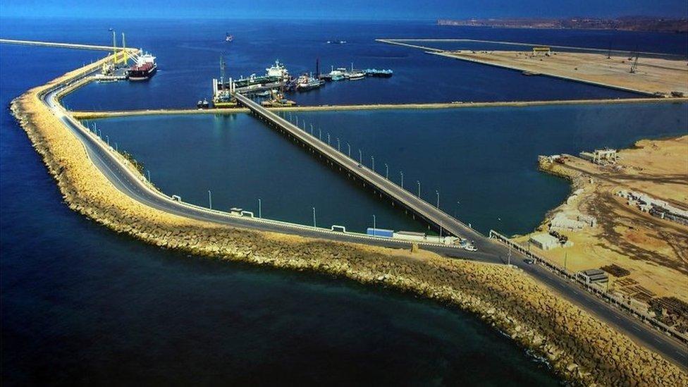 多年來,伊朗一直尋求在恰巴哈爾港吸引外國投資者。