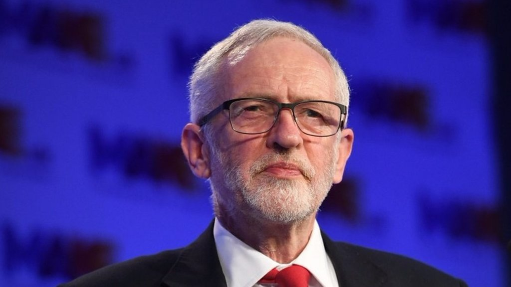 Corbyn 'regrets' Labour MPs' resignations