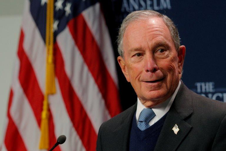 Dünyanın en zenginlerinden Bloomberg, ABD başkanlık yarışına girdiğini açıkladı
