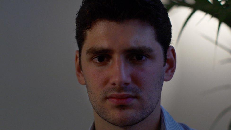 Sebastian Shemirani head shot