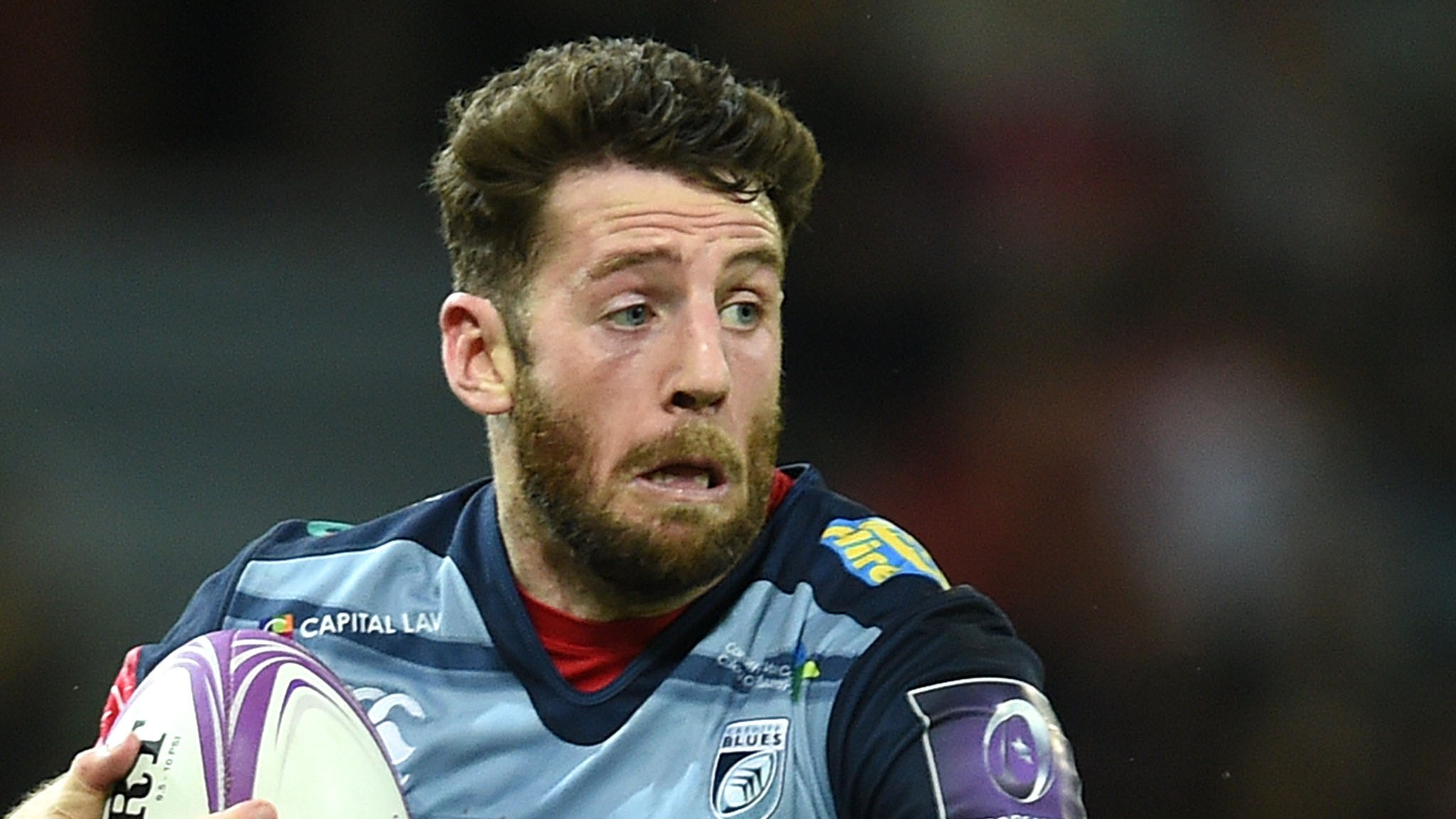 Alex Cuthbert: New Exeter wing was 'focused' on leaving Wales