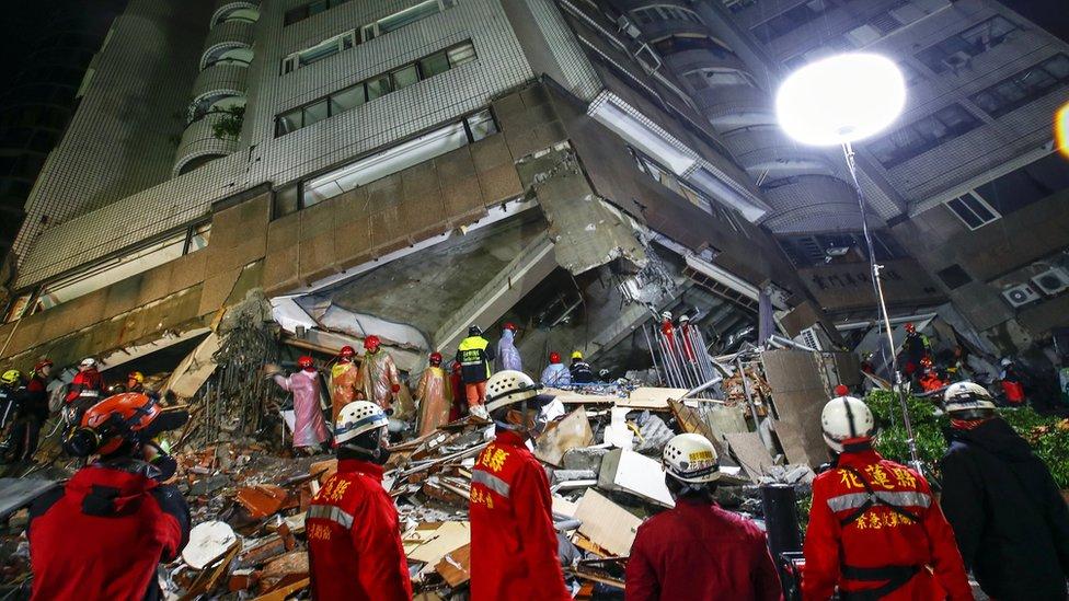 Gempa di Taiwan