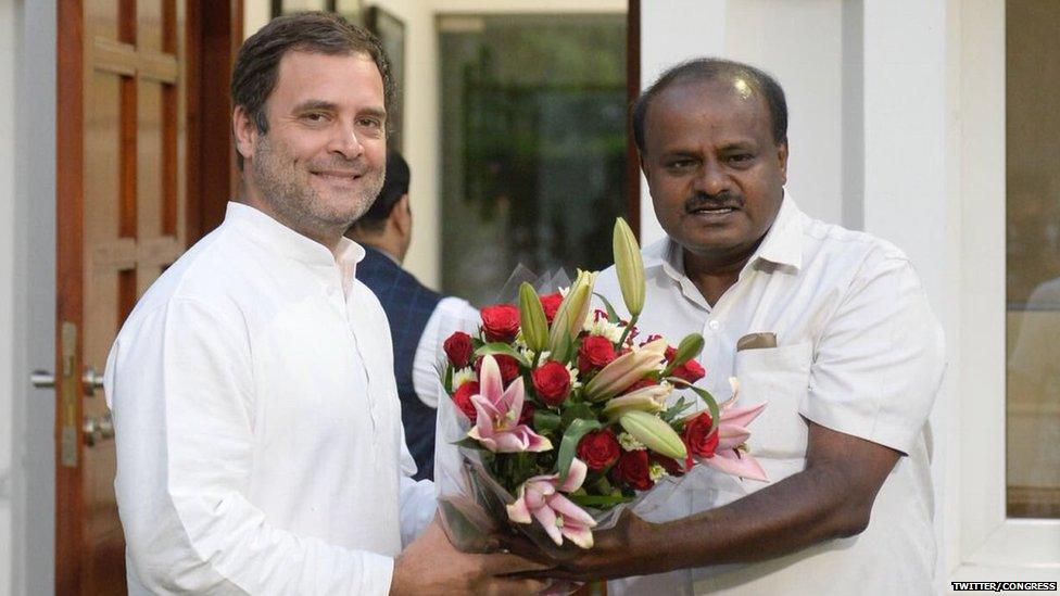 प्रेस रिव्यूः कर्नाटक में कांग्रेस ने मांगे दो डिप्टी सीएम पद