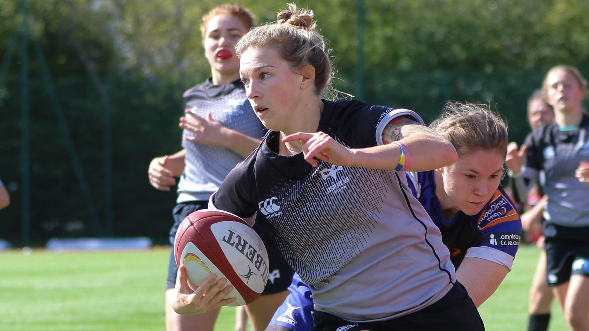 Ospreys Women crowned Wales' regional champions
