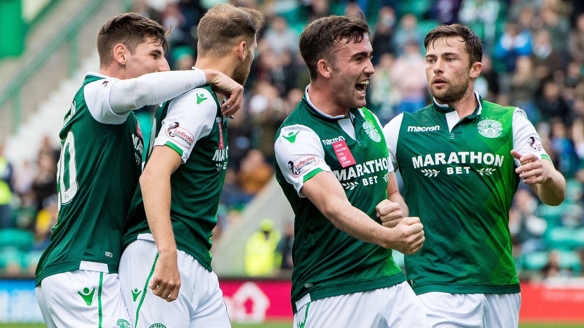 Hibernian report return to profit following first season back in top flight