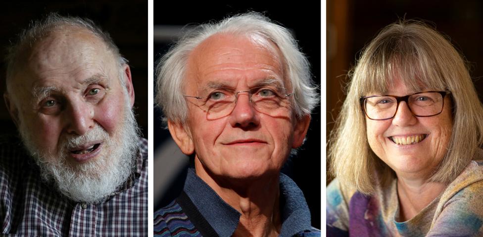 Galardonados en 2018 con el Nobel de Física