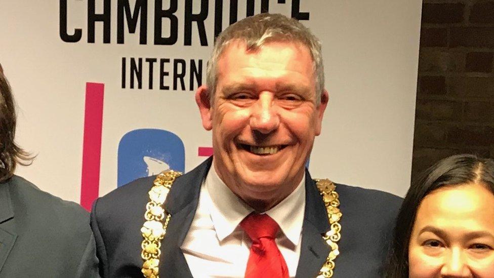 Mayor of Cambridge