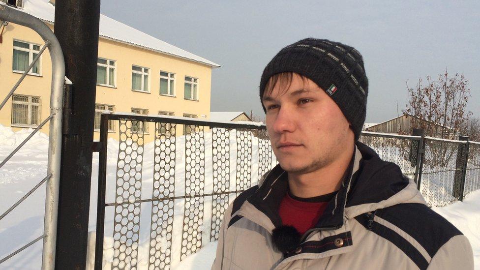 Alexander Chernikov is still waiting for his big break