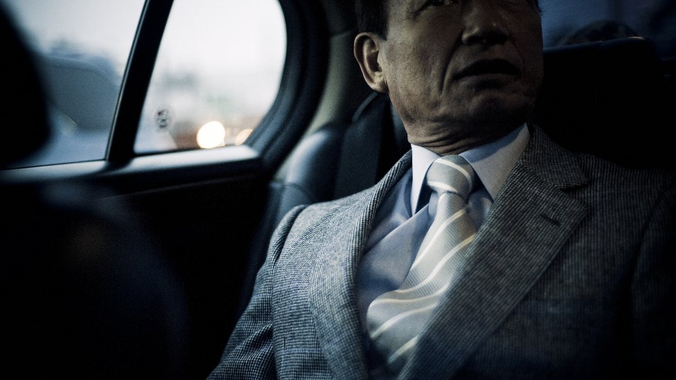 hombre de la yakuza