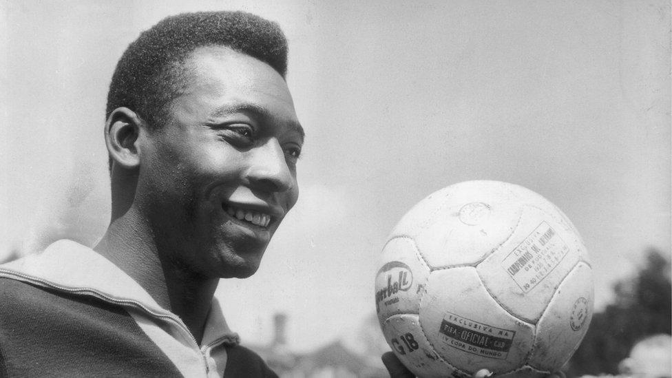 El joven delantero igualó a Pelé al ser el primer futbolista juvenil desde 1958 en marcar en una fase de eliminatorias.