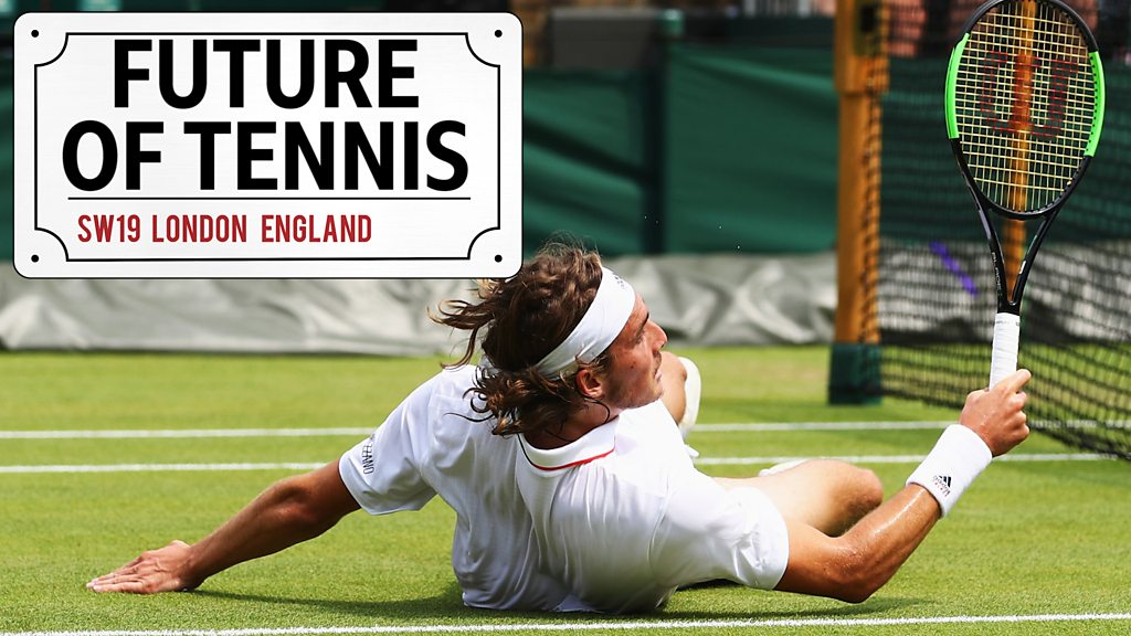 'Welcome to the future of men's tennis!' - when Tsitsipas shone at Wimbledon