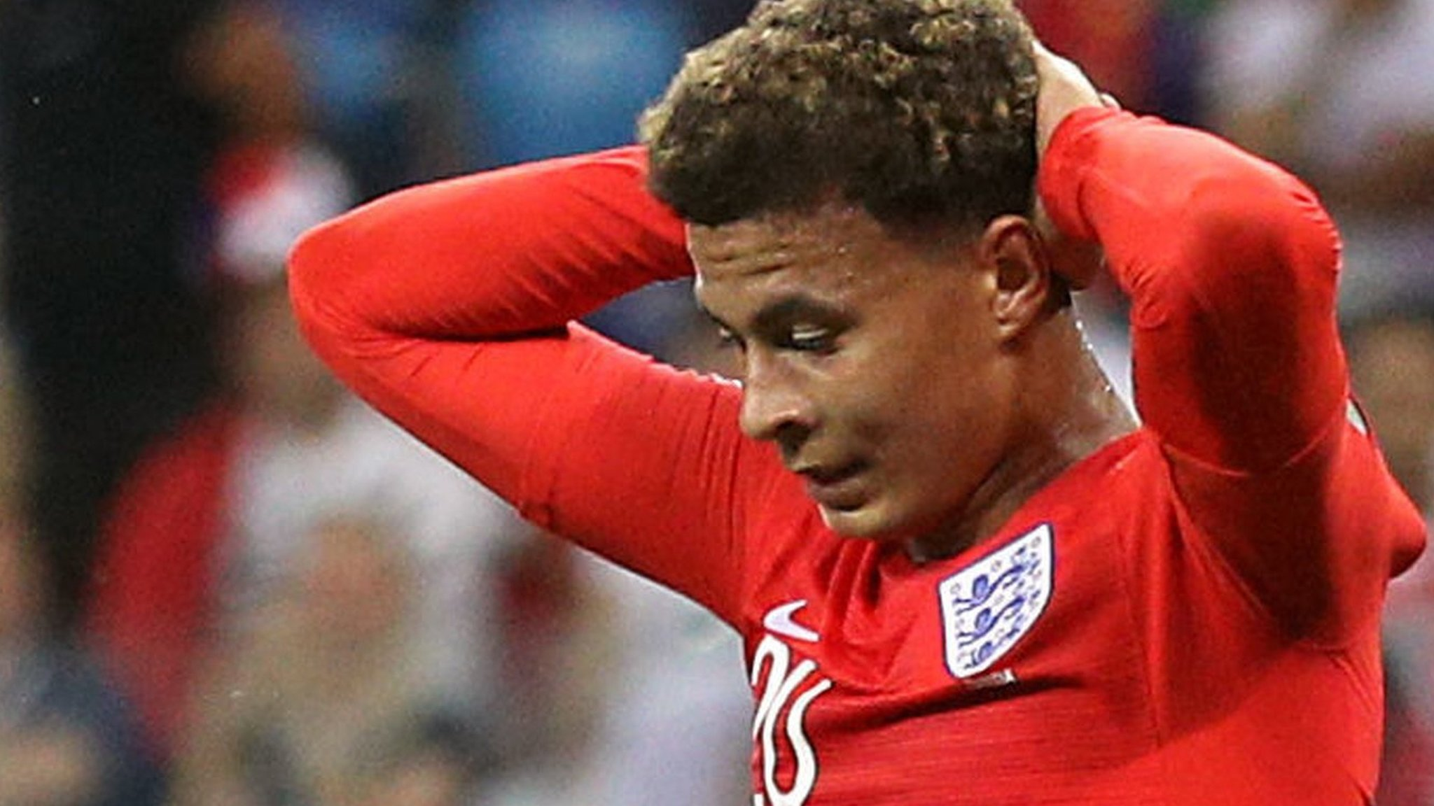 England's Alli likely to miss Panama match