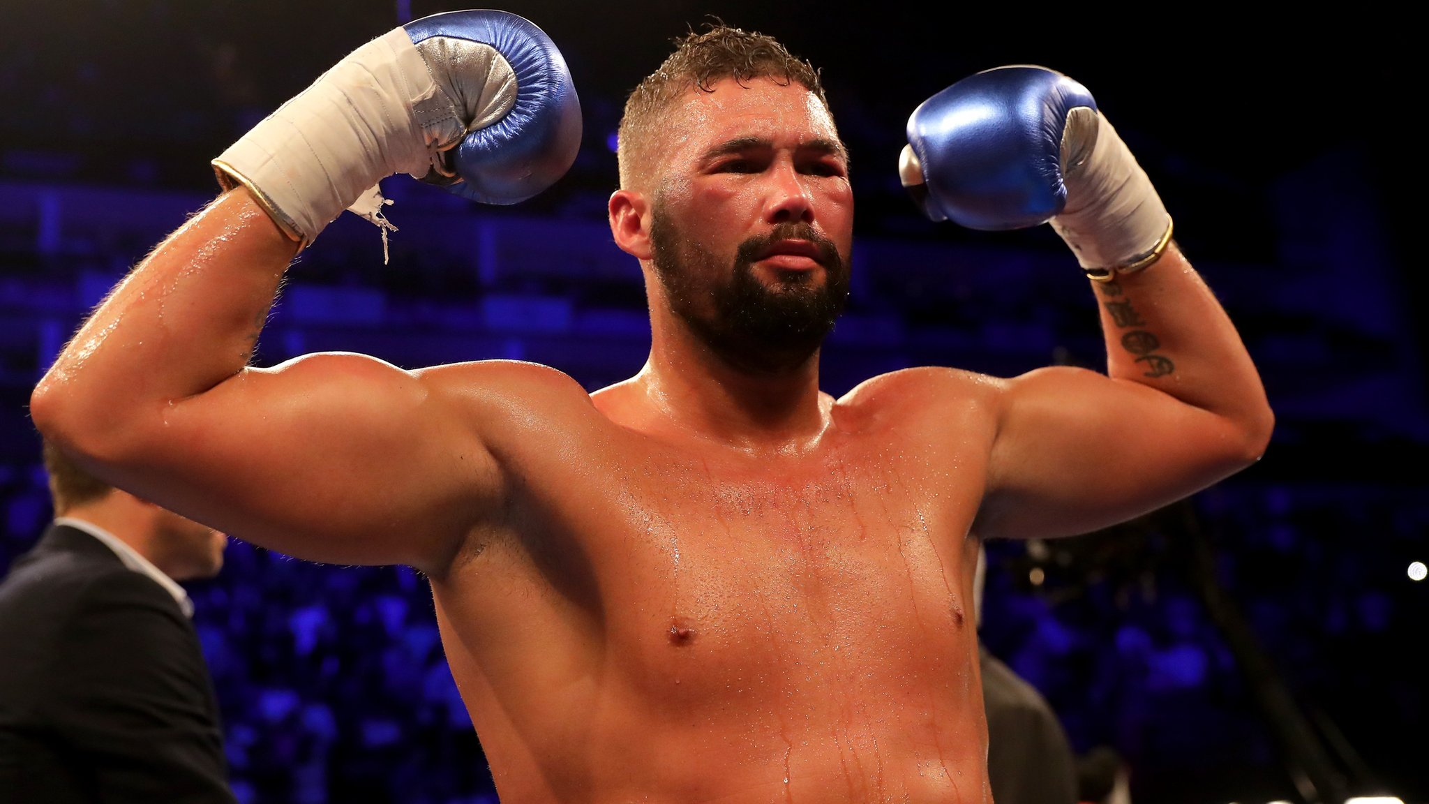 Bellew and history-maker Usyk 'ready' for fight
