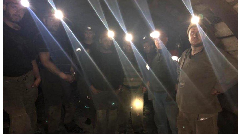 Шахтарі під землею: чи може страйк у Лисичанську перерости у загальний?