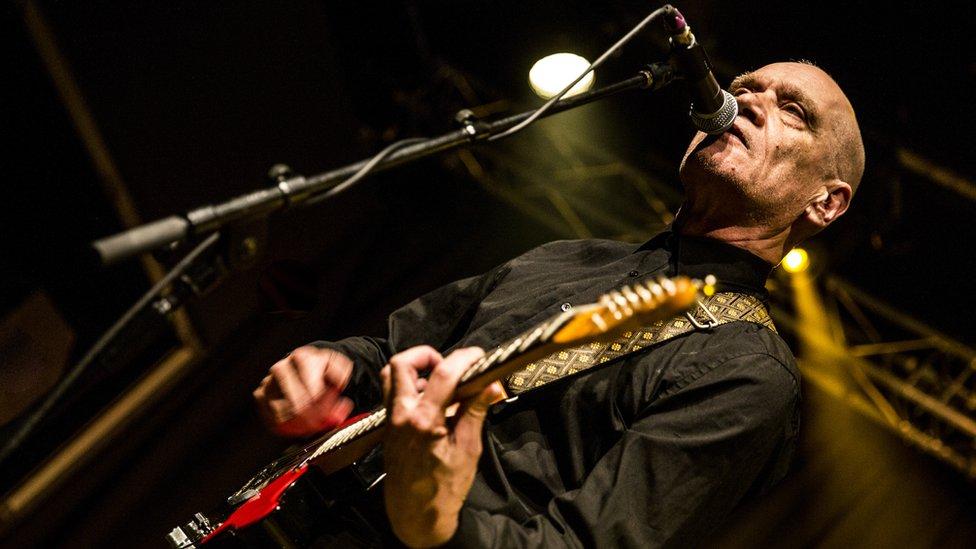 Wilko backs campaign to save music venue
